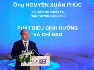 Thủ tướng: Các công nghệ mới của công nghiệp 4.0 đã phát huy tác dụng ở Việt Nam