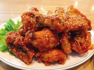Cách làm món gà chiên sốt cay ngon chuẩn vị Hàn