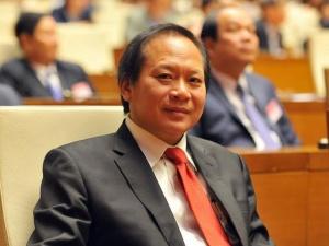 Thi hành kỷ luật bằng hình thức cảnh cáo đối với ông Trương Minh Tuấn