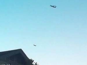 Tiết lộ cuộc trò chuyện 20 phút của kẻ cắp máy bay ở Mỹ trước khi bị tiêm kích truy đuổi
