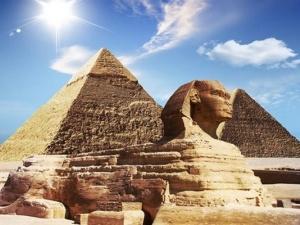 Bí ẩn về bức tượng nhân sư 'đầu người mình sư tử' mới được tìm thấy
