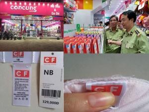 Bộ Công Thương sắp kết luận chính thức về vụ siêu thị Con Cưng