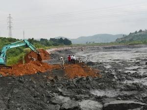 Sẵn sàng ứng phó sự cố sạt lở hồ chứa, bãi thải do ảnh hưởng siêu bão Mangkhut