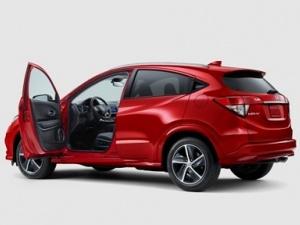 'Soi' Honda HR-V 2018 ra mắt thị trường Việt vào chiều nay