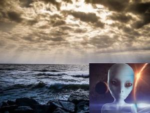 Rất có thể căn cứ bí mật của người ngoài hành tinh ở dưới đáy biển?
