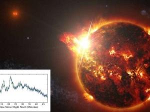 Bí ẩn về ngọn lửa khổng lồ được phát hiện trên một ngôi sao lùn loại M