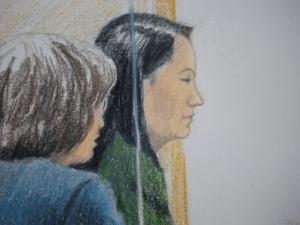 Ái nữ nhà tài phiệt giàu có của Trung Quốc bị Mỹ bắt giữ: Hé lộ tình tiết mới