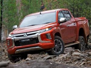 Mitsubishi Triton 2019 về Việt Nam giá dự kiến 730 triệu đồng có ứng dụng gì mới?
