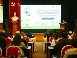 Thu hút phụ nữ tham gia khởi nghiệp ĐMST trong lĩnh vực phát triển xanh và bền vững