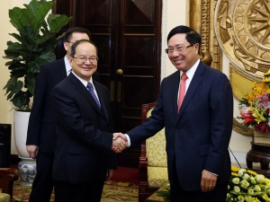 Đề nghị Quảng Tây (Trung Quốc) tăng cường nhập khẩu nông sản Việt