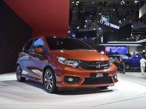 Honda Brio hoàn toàn mới chuẩn bị ra mắt, 'quyết đấu' Hyundai Grand i10