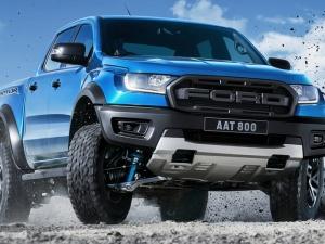 Đánh giá mẫu bán tải Ford Ranger Raptor 2020 với giá bán khởi điểm 1,1 tỷ đồng