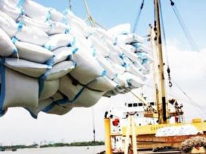 Xuất khẩu gạo trở lại bình thường từ 1/5