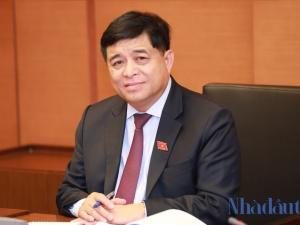 Bộ trưởng Nguyễn Chí Dũng: 'Xác định rõ mục tiêu phát triển đất nước đến năm 2030'