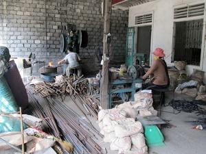 Kiểm tra mẫu nước, xác định 139 làng nghề ô nhiễm nghiêm trọng