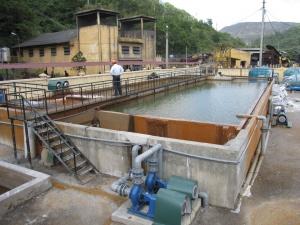 Nhiều cụm công nghiệp chưa có trạm quan trắc tự động để quản lý chất lượng nước thải