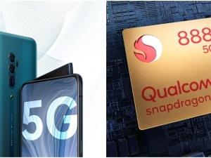 OPPO Find X: Smartphone đầu tiên sử dụng Snapdragon 888 5G
