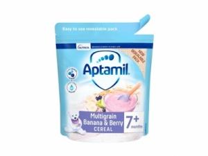 Thu hồi sản phẩm Bột ngũ cốc Aptamil do chứa hạt vi nhựa