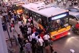 Hà Nội: Sẽ tăng giá vé xe buýt từ 1/10