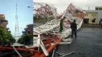 Tháp truyền hình Nam Định đổ vì làm sai quy chuẩn