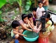 1,7 triệu người sẽ được tiếp cận nước sạch