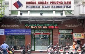 Chủ tịch Chứng khoán Phương Nam từ chức