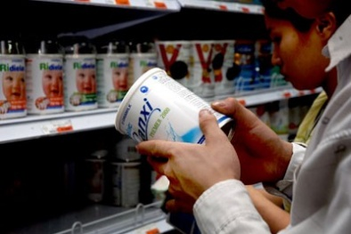 Chọn mua sữa đạt chất lượng thế nào?