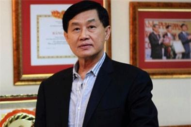 Bố chồng Tăng Thanh Hà và cuộc chơi 400 tỷ: Tôi không chơi ngông!