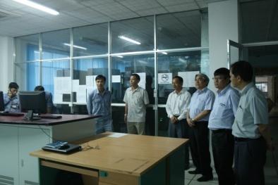 Bộ trưởng Nguyễn Quân thăm dự án bauxite Tây Nguyên