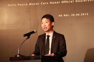 Chân dung đại gia thâu tóm quyền kinh doanh Rolls-Royce tại Việt Nam