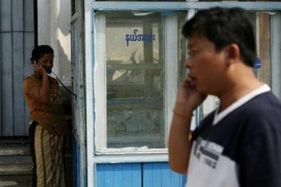 Viettel tiếc vì trượt thầu tại Myanmar