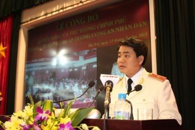 Giám đốc Công an Hà Nội được phong tướng