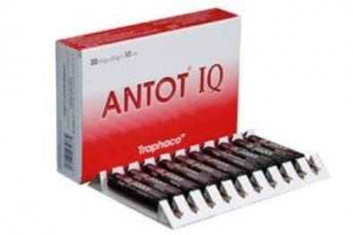 Sản phẩm ANTOT-IQ của Traphaco an toàn