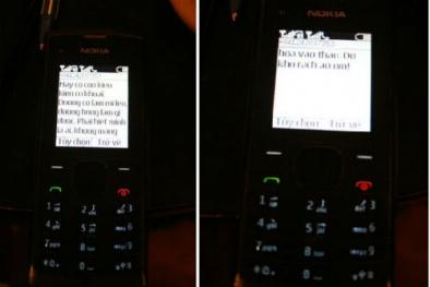 Người tố cáo tráo thủy tinh thể bị mất danh hiệu, nhắn tin đe dọa?