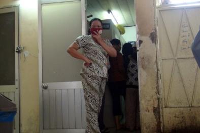 Không dám vào nhà vệ sinh bệnh viện