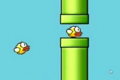 Những tựa game giống hệt Flappy Bird