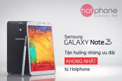 HotPhone giảm giá mạnh 10 smartphone trong tháng 4
