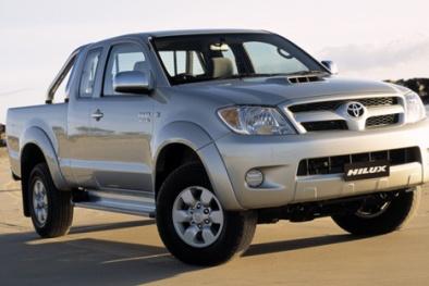Toyota Việt Nam thu hồi thêm 265 xe Hilux lỗi túi khí