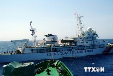 Tình hình biển đông ngày 22/5: Mỹ kêu gọi quốc tế đoàn kết đối phó với Trung Quốc