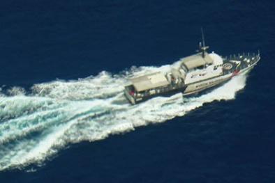 Tìm kiếm máy bay MH370 mất tích ngày 23/5: Malaysia cảm ơn Việt Nam