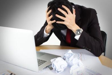 Stress có thể dẫn tới vô sinh