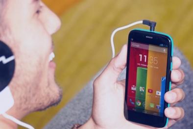 Điện thoại Motorola Moto G bị lỗi kết nối mạng