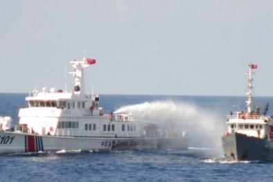 Mỹ chê Trung Quốc ở biển Đông