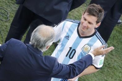 Messi lập kỷ lục 'vô tiền khoáng hậu' ở World Cup