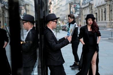 Nhà thiết kế thời trang Việt Nam tung hình hiệu ấn tượng trước đêm chung kết
