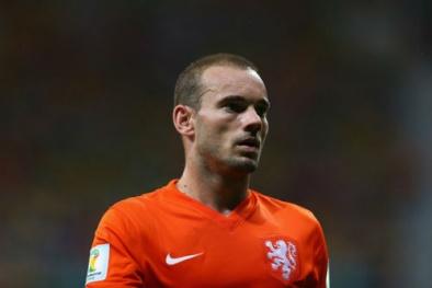 Sneijder nuốt không trôi thất bại trước Argentina