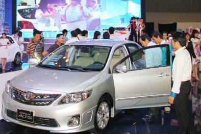 Sức mua ô tô tăng trưởng đột biến