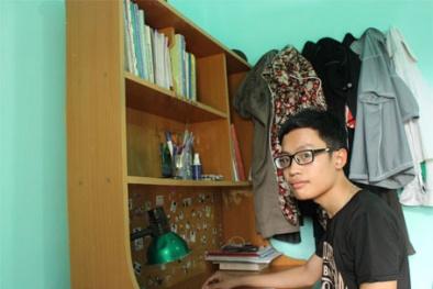 Trò chuyện với thủ khoa Đại học Quốc gia Hà Nội