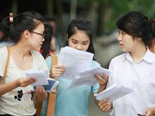 Danh sách các trường Đại học, cao đẳng công bố điểm thi, điểm chuẩn chính thức năm 2014