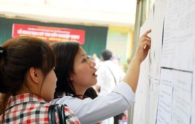 Danh sách các trường chính thức công bố điểm chuẩn đại học năm 2014 mới cập nhật
